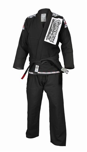 Gameness Gameness Feather BJJ Black Gi